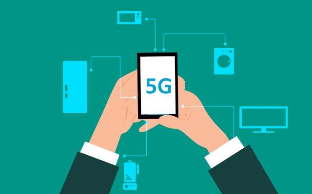 Telefony z 5G